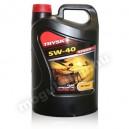 Paramo Trysk Speed 5W-40 motorolaj 4 Liter