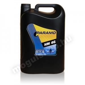 Paramo HM 46 hidraulika olaj 10 Liter