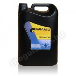 Paramo Pneumat 22 pneumatika olaj 10 Liter