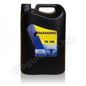 Paramo TK 150 edzőolaj, hőközlő olaj 10 Liter