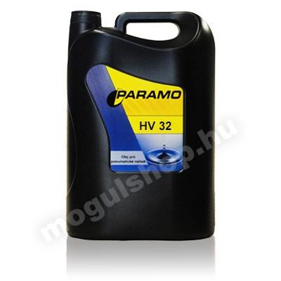Paramo HV 32 hidraulika olaj 10 Liter