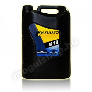 Paramo K18 kompresszor olaj 10 Liter (ISO VG 320)