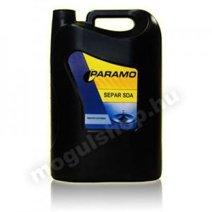 Paramo Separ SDA formaleválasztó olaj 10 Liter