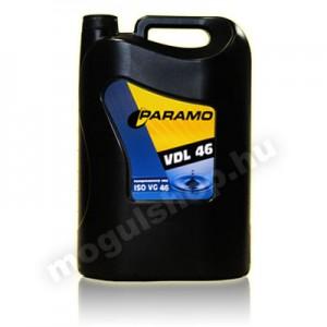Paramo VDL 46 csavarkompresszor olaj 10 Liter (ISO VG 46)