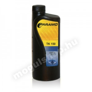 Paramo TK 150 edzőolaj, hőközlő olaj 1 Liter